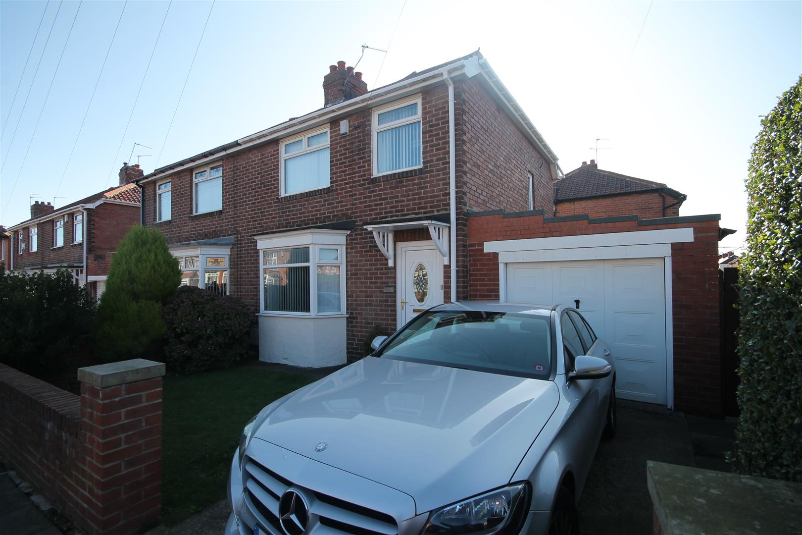 Ennerdale Road Newcastle Upon Tyne, 3 Bedrooms  House - link detached ,Sold (STC)